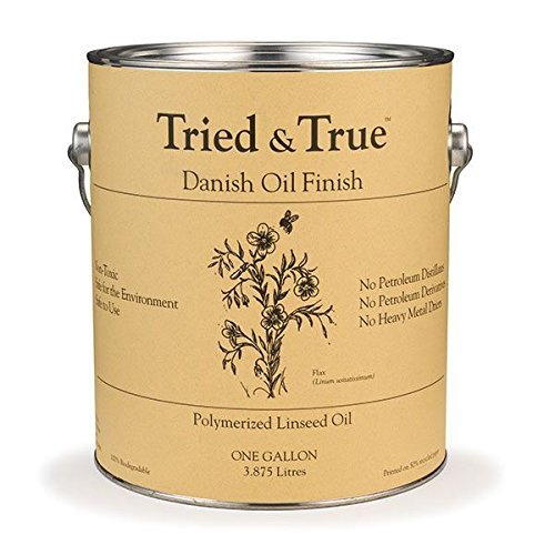 Tried and True Danish Oil Gallon by Tried & True Wood Finish by Tried & True Wood Finish (Image #1)