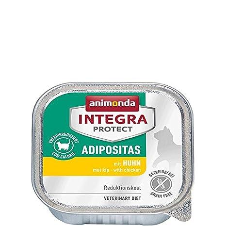 Animonda Integra Protect - Pienso húmedo para Gatos con sobrepeso: Amazon.es: Productos para mascotas