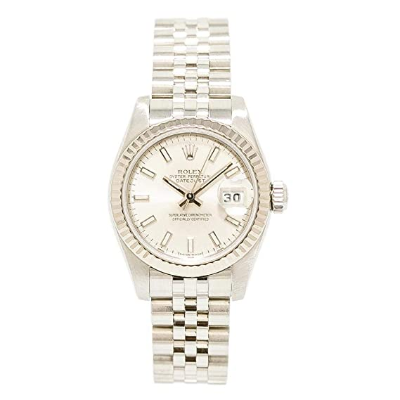 Rolex Datejust automatic-self-wind - Reloj 179174 (Certificado) de segunda mano: Rolex: Amazon.es: Relojes