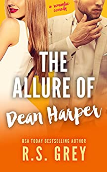 The Allure of Dean Harper by [Grey, R.S.]