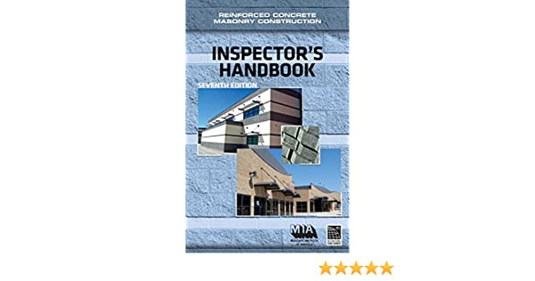 Reinforced concrete masonry construction inspectors handbook 7th reinforced concrete masonry construction inspectors handbook 7th edition john chrysler 9780940116511 amazon books fandeluxe Image collections