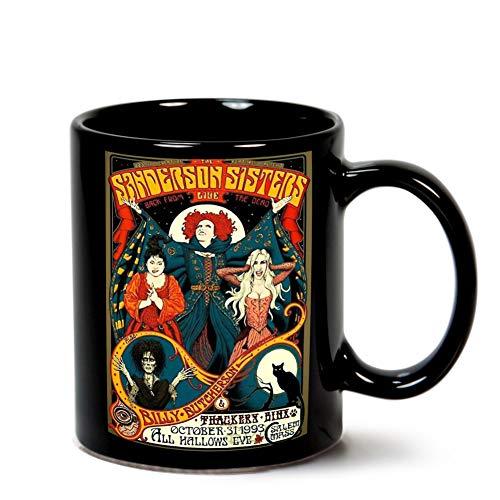 Sanderson Sisters Tour Poster Mug
