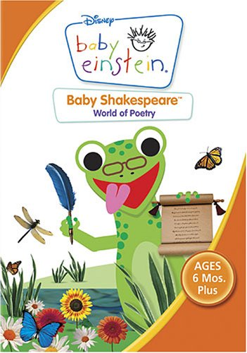 Baby Einstein - Baby Shakespeare - World of Poetry (Baby Einstein Baby Shakespeare World Of Poetry)