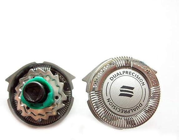 delibett 3 Piezas Cabezales De Afeitado para Philips RQ11 RQ1150RQ1160RQ1175RQ1180RQ1150X, Cabezales De Afeitadora Eléctrica Suave Y Afilada: Amazon.es: Hogar