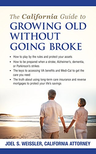 The California Guide to Growing Old Without Going Broke cover