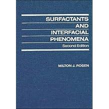 Surfactants and Interfacial Phenomena