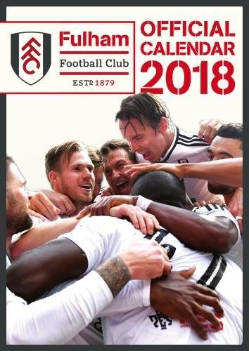 The Official Fulham FC Calendar 2018