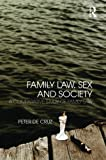Family Law, Sex and Society, Peter De Cruz, 1859416381
