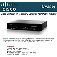 Cisco SPA8800 IP Telephony Gateway