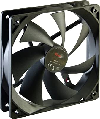 Inter-Tech F-120-S - Ventilador de PC (Ventilador, 12 cm, 1200 RPM ...