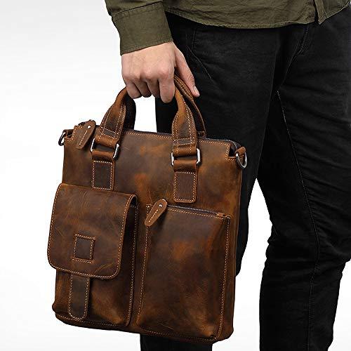 Kingee Toile Brown Nouveau Hommes Sacs Sac Travail b Messenger Bag De Femmes Épaule Portés Laptop Briefcase Sport Cartable Bandoulière Rétro Ecole rgqrHAw