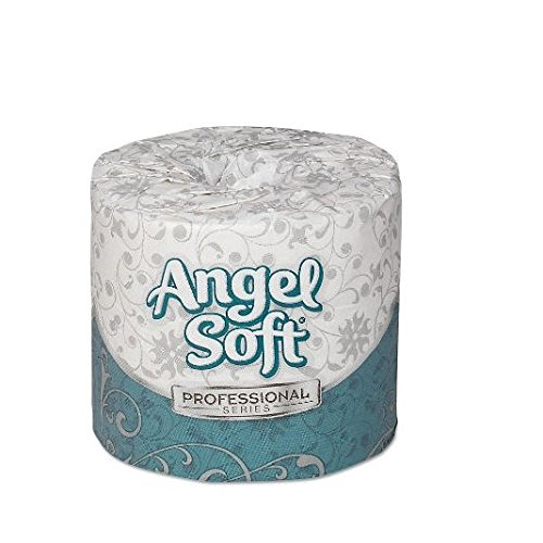 Product of Angel Soft PS - Premium Bathroom Tissue, 2-Ply, 450 Sheets - 80 Rolls - Toilet Paper [Bulk (Angel Soft Ps Premium Bathroom)