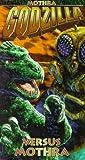Godzilla Vs Mothra [VHS]