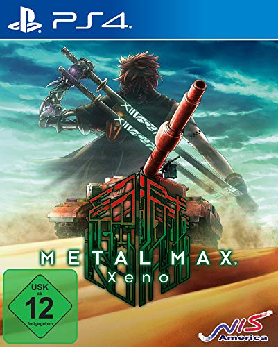 Metal Max Xeno (PlayStation PS4)