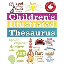Children's Illustrated Thesaurus Canadian Edition