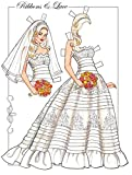 Dream Wedding Paper Dolls with