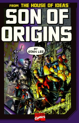Son of Origins of Marvel Comics