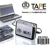 DBTech Audio USB Portable Cassette Tape-to-MP3
