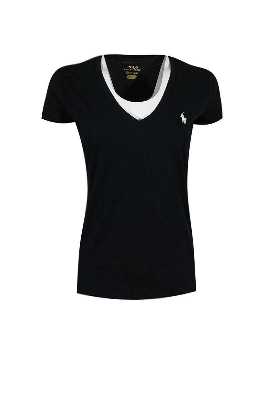 Polo RL Women's V-Neck Pony T-Shirt