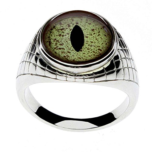 crocodile ring - 7