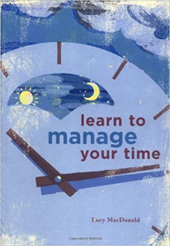 Image result for learn to manage your time book
