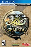 Ys: Memories of Celceta - Silver Anniversary Edition