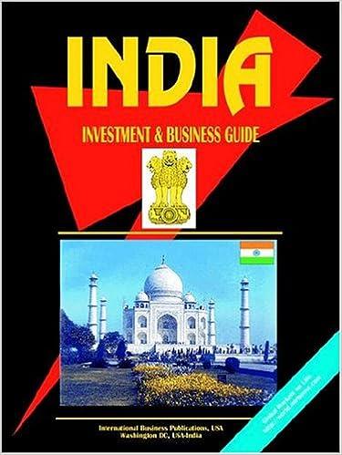Englische Bücher kostenlos herunterladen India Investment & Business Guide (World Investment and Business Library) in German PDF iBook PDB