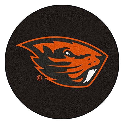 Fanmats NCAA Oregon State Beavers Universitypuck Mat, Team Color, One Size by Fanmats