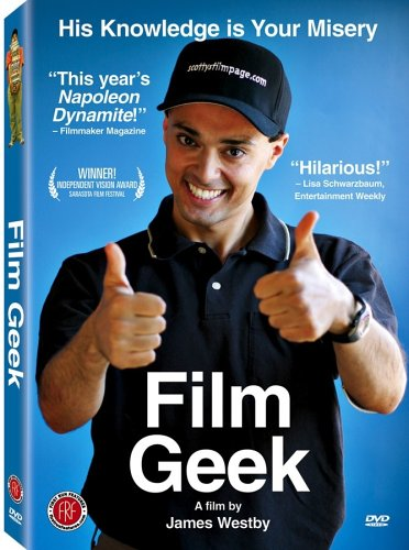 DVD : Tara Walker - Film Geek (Widescreen)