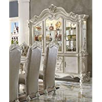 ACME Versailles Bone White Hutch Buffet
