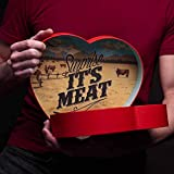 Jerky Heart – Fun, Romantic Gift For Men