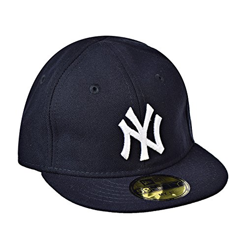 14247451fbe010 New Era New York Yankees My First 59Fifty Infant Fitted Hat Cap Navy  Blue/White 11437963 - Buy Online in KSA. Apparel products in Saudi Arabia.  See Prices ...