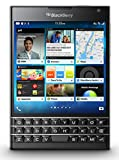BlackBerry Passport Factory Unlocked Cellphone, 32GB, Black