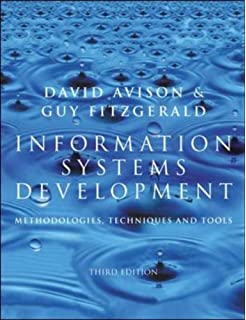 Information Systems Development Avison Fitzgerald Pdf
