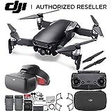 DJI Mavic Air Drone Quadcopter (Onyx Black) + DJI Goggles FPV Headset (Racing Edition) VR FPV POV Experience Essential Bundle