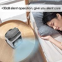 Kacsoo Enfriador de Aire Personal, Ventilador portátil de 600 ml ...