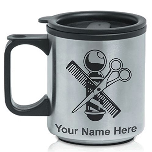 Coffee Travel Mug Personalized Engraving product image