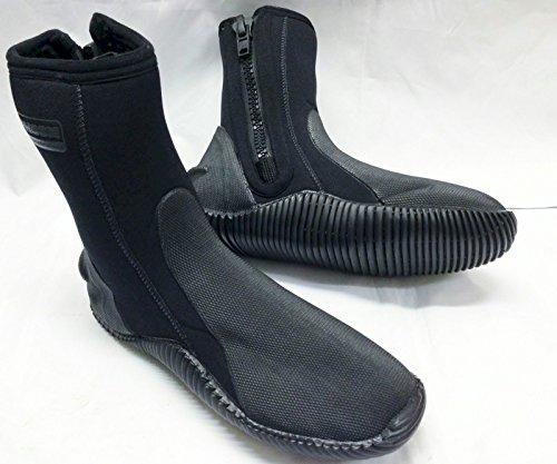 Typhoon botas neopreno, negro, XXXS UK3/4 36/37