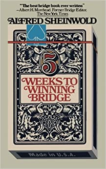 Book 5 Weeks to Winning Bridge