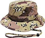 KB-BUCKET2 DES The Go-to Boonie Hat for OUTDOOR Activities Desert one size fits all