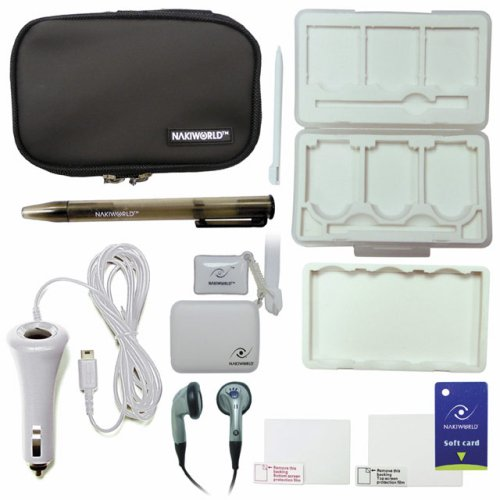 Nintendo DS Lite Travel Kit (Intec Holder)