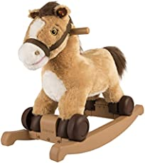 Sean S Rocking Horse The Wood Whisperer