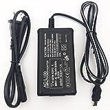 AC-L100A AC Adapter Charger for Sony CCD-TRV16, CCD-TRV25, CCD-TRV36, CCD-TRV37, CCD-TRV68, CCD-TRV128, CCD-TRV138, MVC-FD, DSC-S30, DSC-F707, DSC-F717, DSC-F828