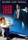 Less Than Zero poster thumbnail