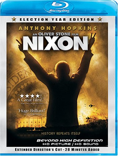 Blu-ray : Nixon (The Election Year Edition--Extended) (Extended Edition, Director's Cut / Edition, Special Edition, Widescreen, )