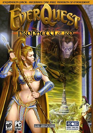 Everquest: Prophecy of Ro Expansion Pack - - Stores Freeport Me