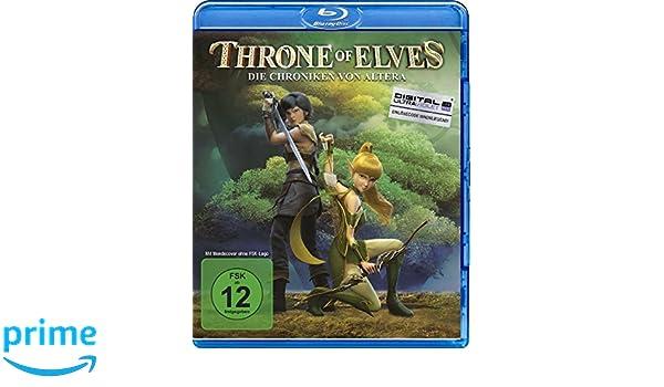 Throne of Elves - Die Chroniken von Altera Alemania Blu-ray ...