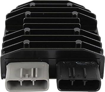 DB Electrical AKI6043 New Voltage Regulator Kawas750 Zg1400 Zx14 Krf800 Concours 2008-2014 Ninja 2004-2007 Zx1400 2006-2013 Teryx Teryx4 2012-2014 ...