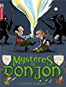 Mystères au donjon, Tome 2 : L'enfant sorcier par Surget