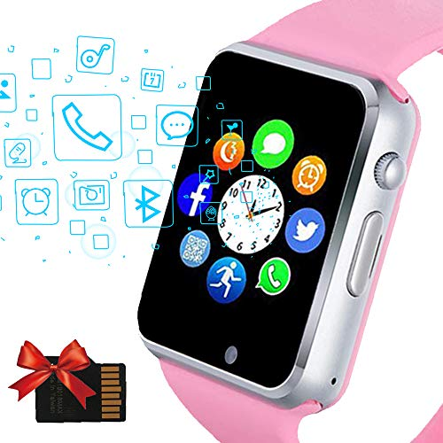 Janker Bluetooth Smartwatch Android Compatible product image